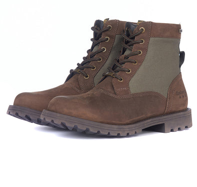 Barbour Cheviot Derby Boots