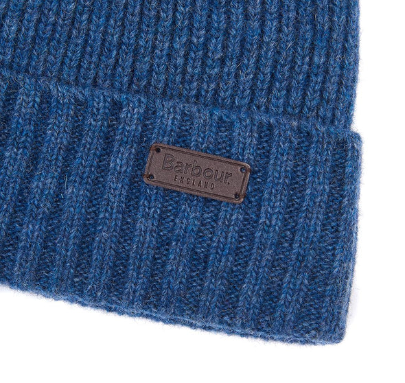 Barbour Carlton Denim Beanie