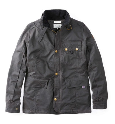 Peregrine Men's Grey Bexley Jacket