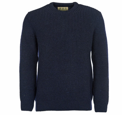 Barbour New Tyne Crew Neck Jumper