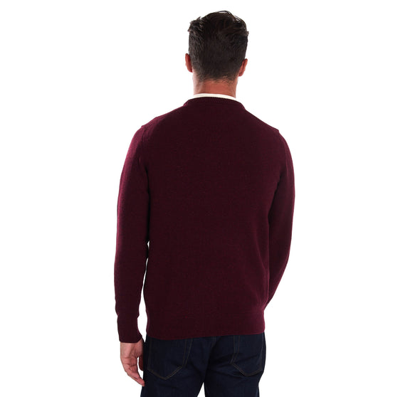 Barbour Tisbury Crew Neck Jumper