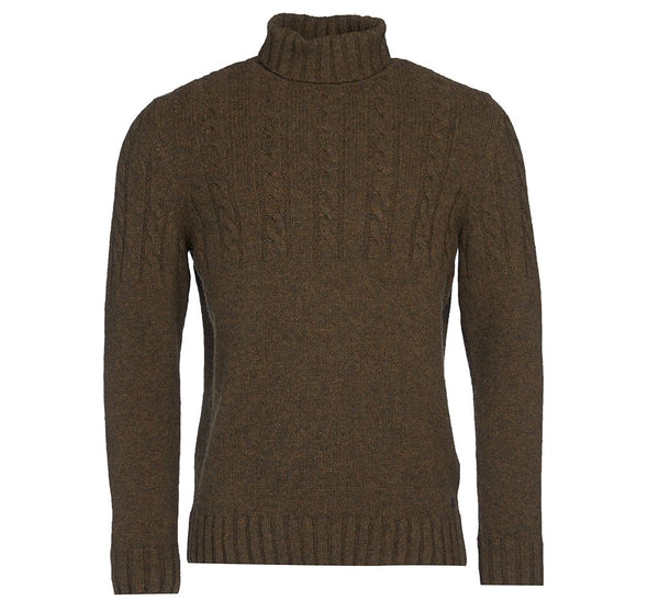 Barbour Duffle Cable Sweater