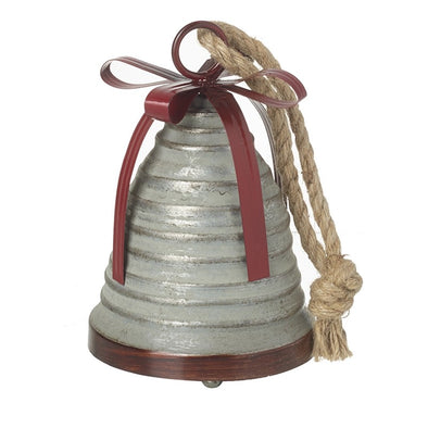 HEAVEN SENDS - Metal Bell With Rope Hanger
