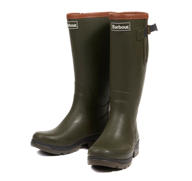 Barbour Tempest Neoprene Lining Wellingtons