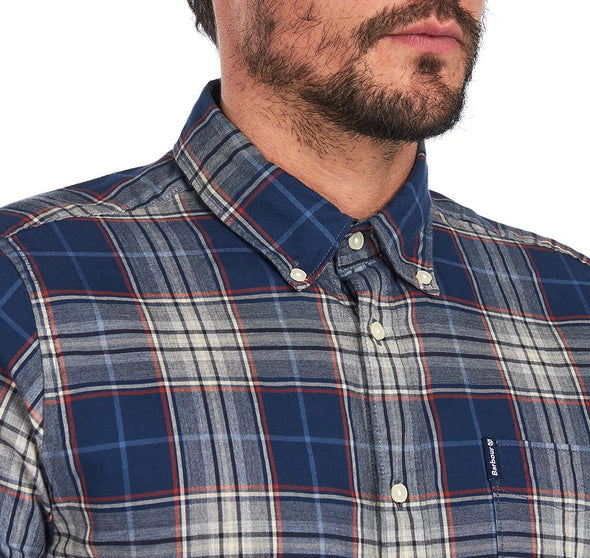 Barbour Highland Check 10 Tailored Fit Shirt