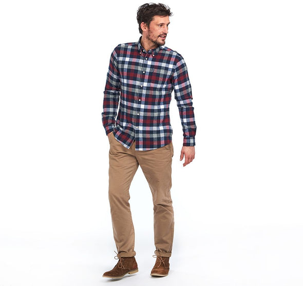 Barbour Country Check 5 Tailored Fit Shirt