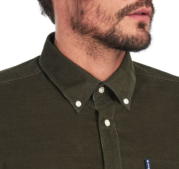Barbour Cord 2 Tailored Shirt
