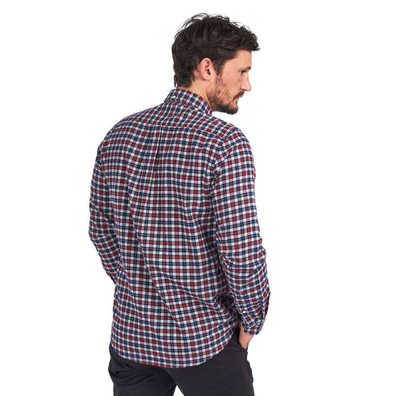 Barbour Country Check 12 Tailored Fit Shirt