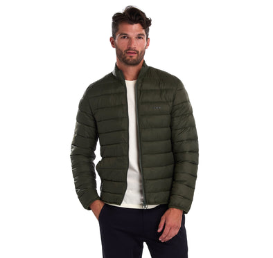 Barbour Penton Olive Quilted Jacket