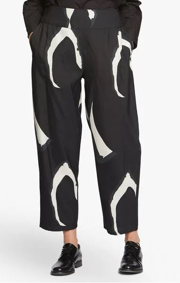 Masai PAIJA Black Trousers