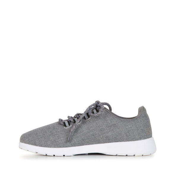 Emu Grey Barkly Trainers