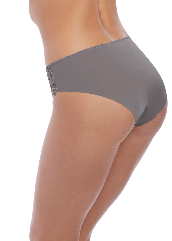 Wacoal Lace Essential Grey Briefs
