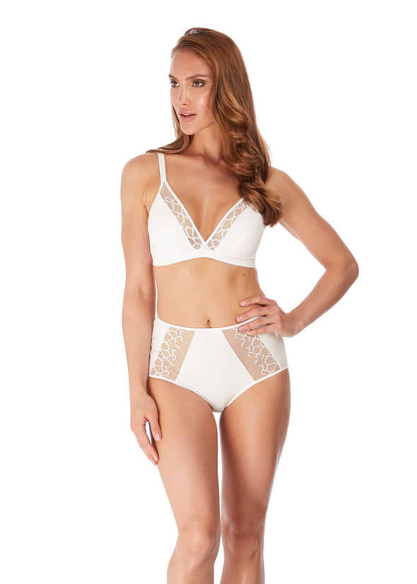 Wacoal Lisse White Non Wired Bra