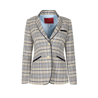 Welligogs Burghley Check Jacket