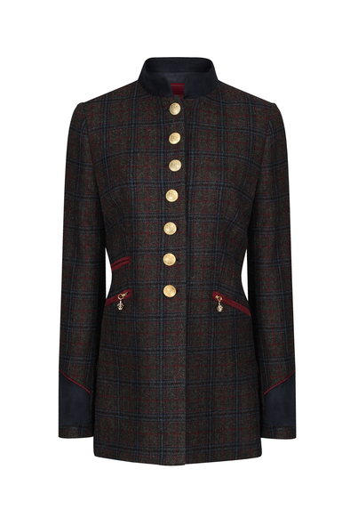 Welligogs Knightsbridge Wine Jacket