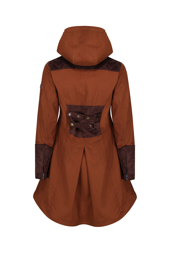 Welligogs Odette Cinnamon Coat
