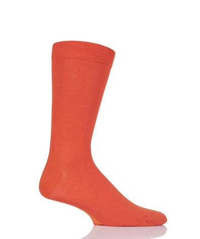 1 Pair Sockshop Tangerine Dream Bamboo Rainbow Socks
