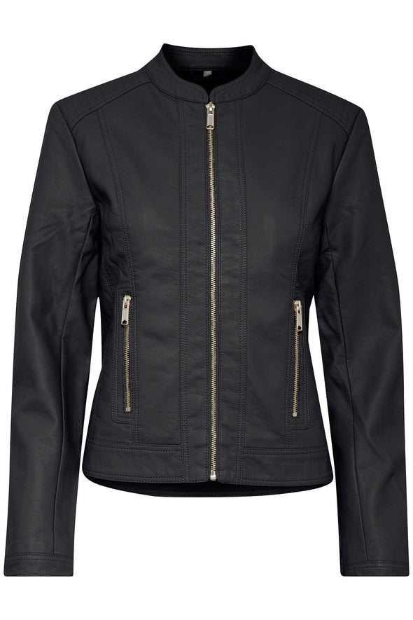 B Young Acom Jacket in Black