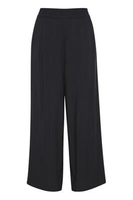 B Young Joella Black Viscose Culottes