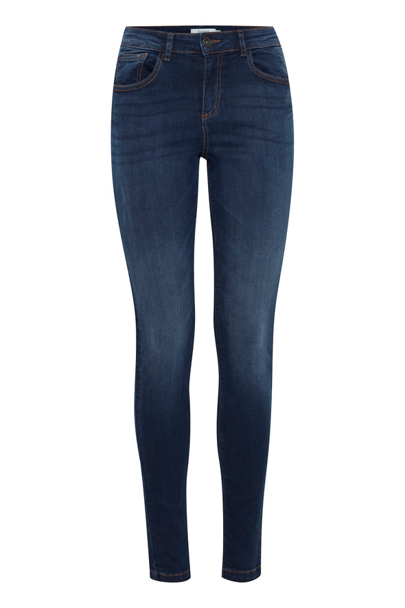 B Young Lola Dark Blue Ink Slim Fit Jeans
