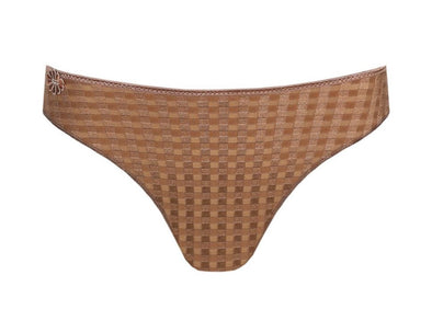 Marie Jo Avero Bronze Rio Briefs
