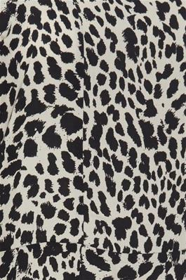 B Young Joella Animal Print Smock Dress