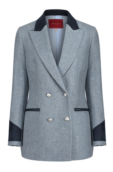 Hampton Blue Welligogs Tailored Jacket
