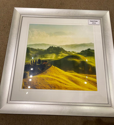 The Art Group Landscape Framed Picture