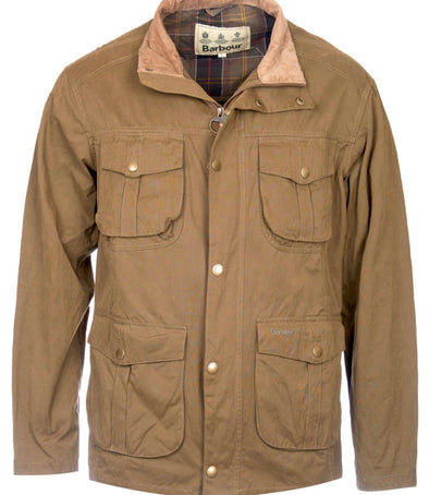 Barbour Sanderling Sand Waterproof Jacket