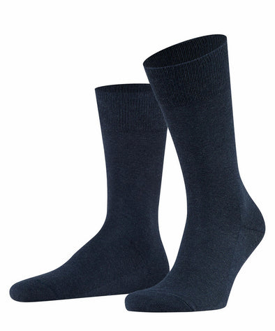 Falke Family Mens Socks- Navy