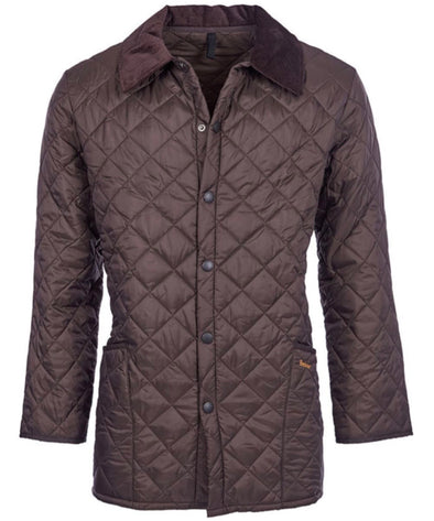 Barbour Heritage Liddesdale Jacket in Rustic