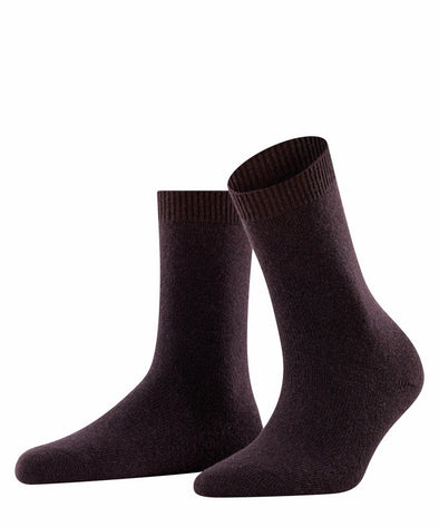 Falke Cosy Wool Women Socks- Violetonyx