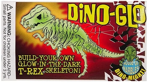 House of Marbles Dino-Glo T-Rex Skeleton