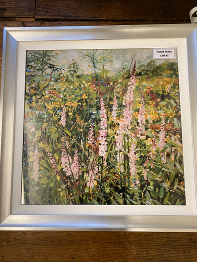 The Art Group Flower Framed Picture