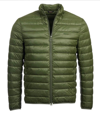 Barbour Penton Green Quilted Jacket