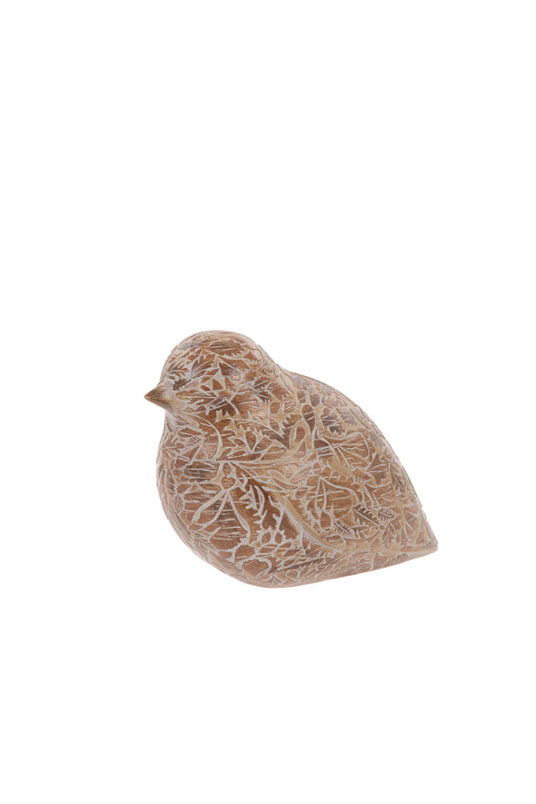 London Ornaments Patterned Bird A