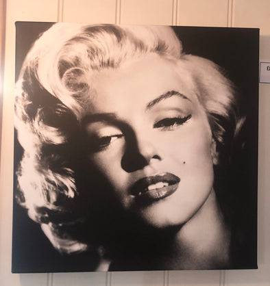 The Art Group Marylin Monroe Canvas