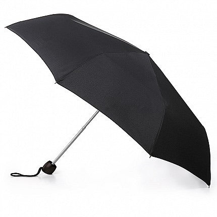 Fulton Umbrella Unisex Black Minilite No.1