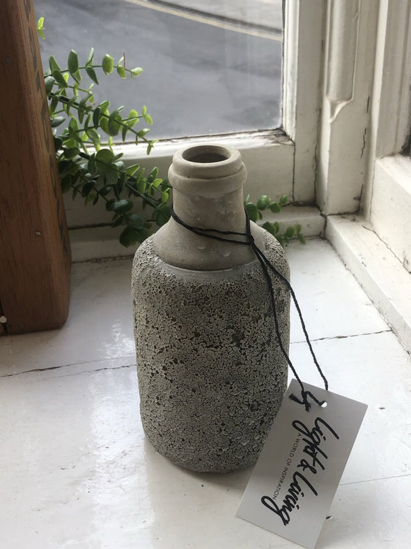 Light and Living Stone Vase