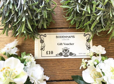 Bodenhams of Ludlow Gift Card