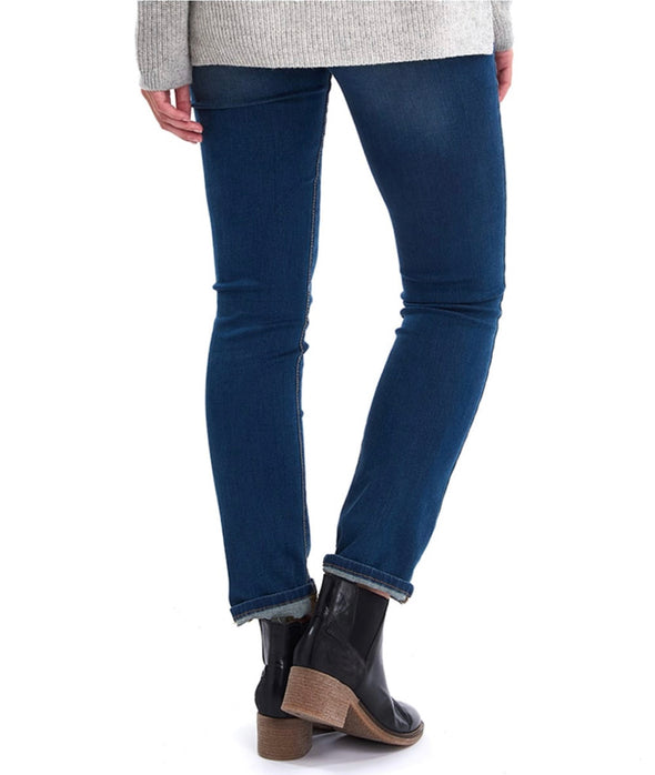 Barbour Women's Essential Slim Fit Jeans