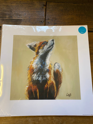 The Art Group Fox Print without frame