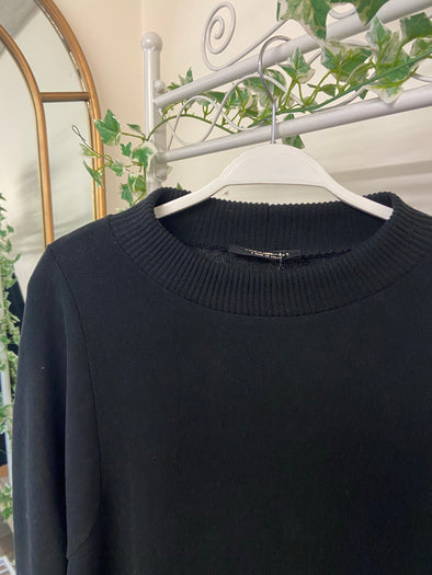 Mama B Marmott M Jumper in Nero