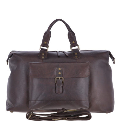 Ashwood 1337 Holdall in Brown
