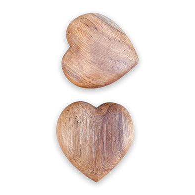 Makasi Teak Mini Love Heart