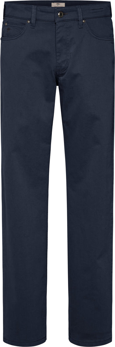 Fynch Hatton Mombasa Dark Blue Trousers