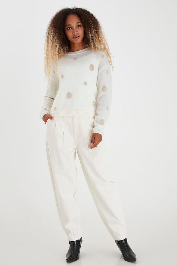 B Young Bymartine Dot Jumper
