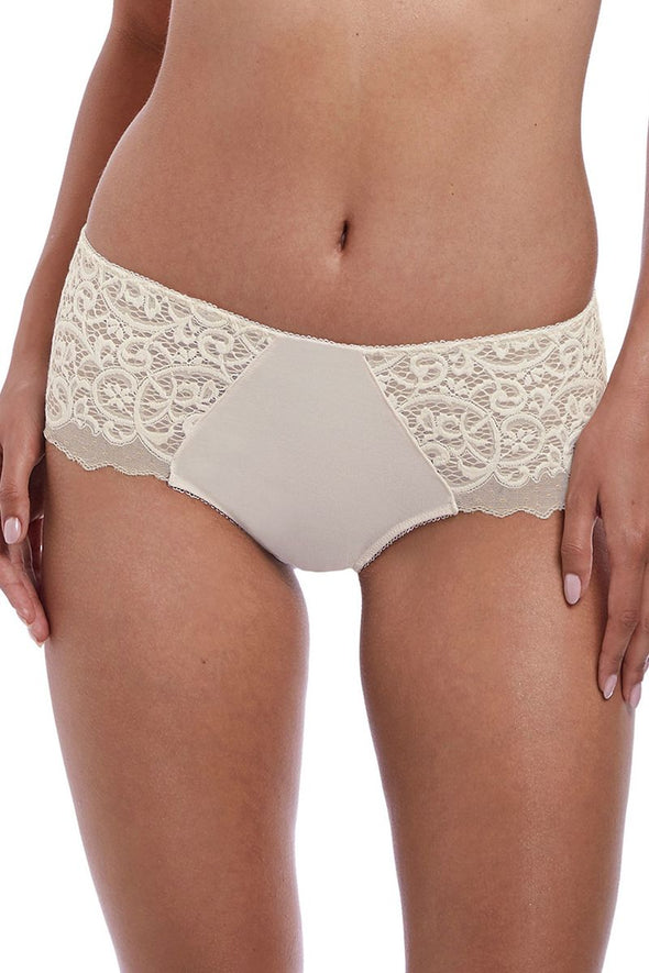 Wacoal Cream Lace Essential  Shorty