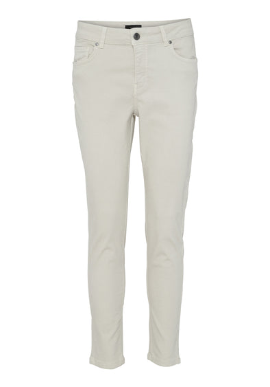 Soyaconcept Cream Patrizia  Skinny Fit Trousers