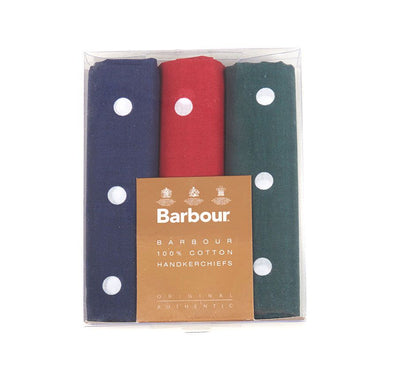 Barbour Spotted Handkerchief